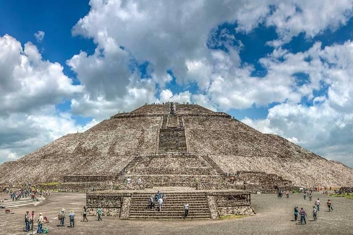 Pirámide del Sol Foto: México Desconocido
