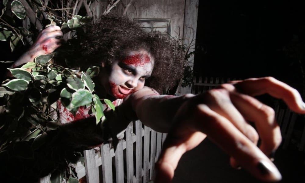 The Scream Zone Foto The San Diego Union-Tribune