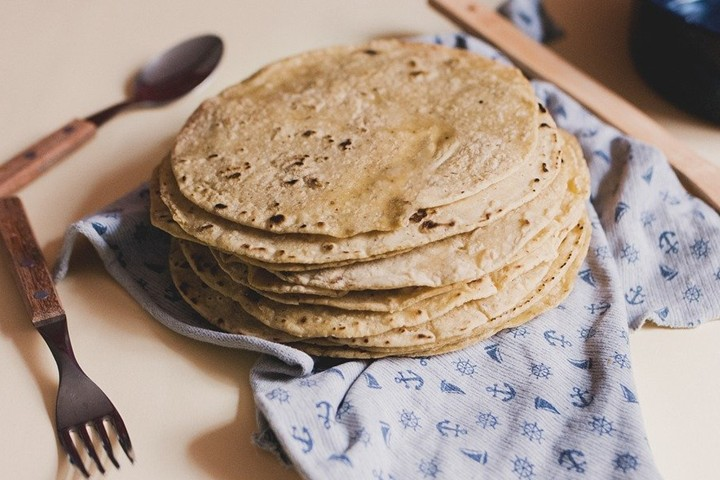 Tortillas. Foto Hekoer.