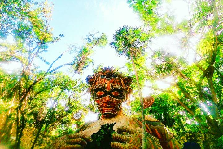 Tulum. Foto: Aaleex