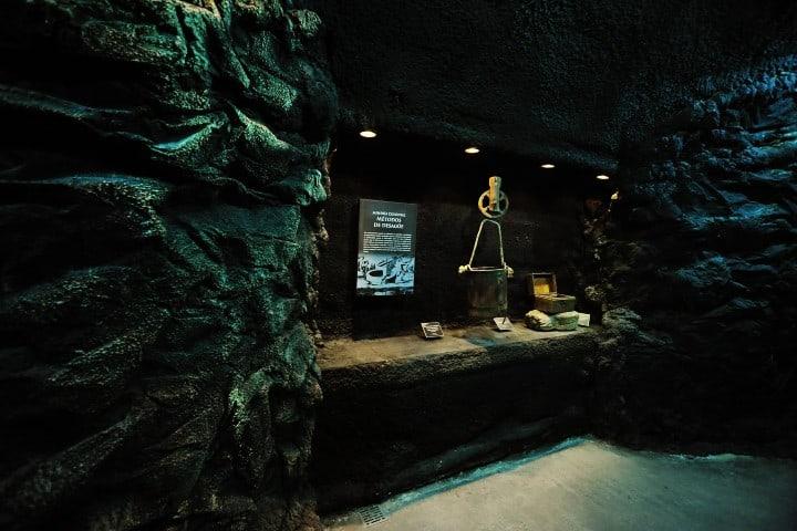 ¿Quieres saber qué hacer en Durango? Ve al Túnel de Minería Foto: Turismo Durango