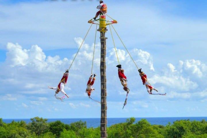 Si no sabes qué hacer en Xcaret disfruta de este espectáculo Foto: Vive Travel
