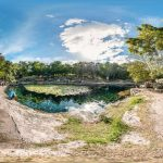 Antes de irte tomate muchísimas fotos. Foto de Cenote