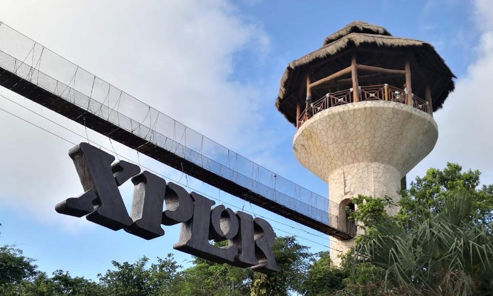 Xplor parque de Xcaret Foto Xplor | Facebook