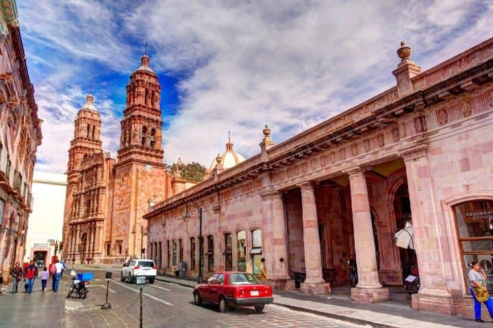 Zacatecas: la hermosa ciudad rosa. Foto: Alto Nivel