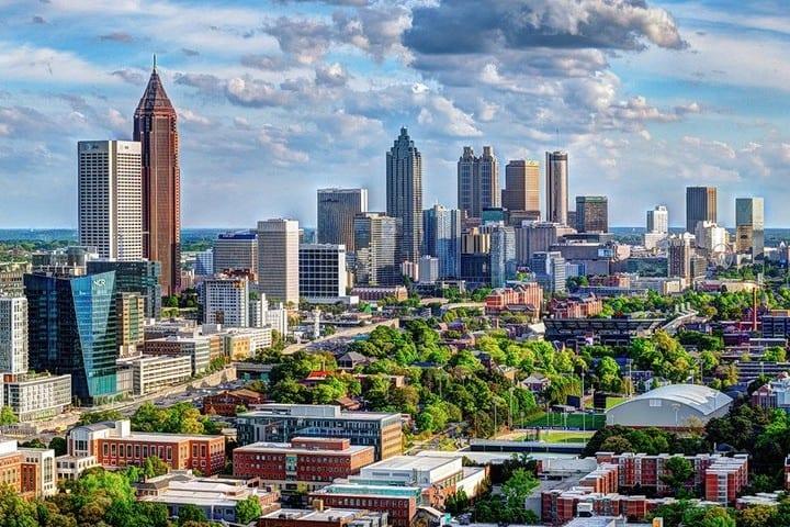 Atlanta, sede de Stranger Things Foto: Atlanta Net