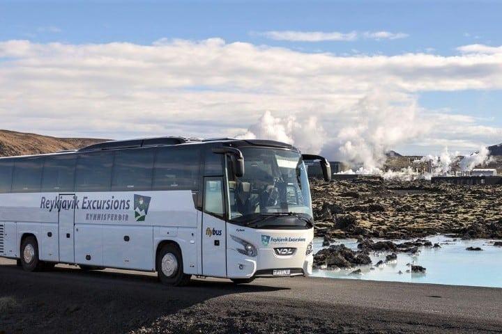 Una opción para llegar a las majestuosas cascadas Foto: Viajes Islandia