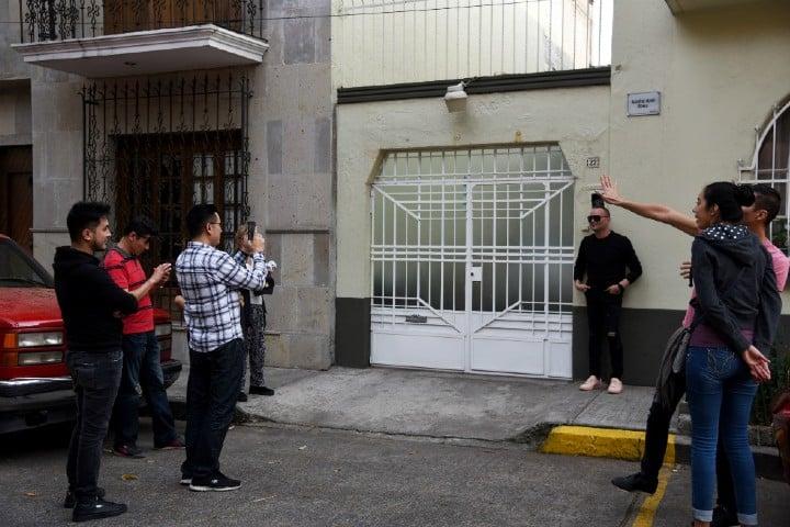 Una de las locaciones principales de Roma en Ciudad de México Foto: Crónica de Xalapa