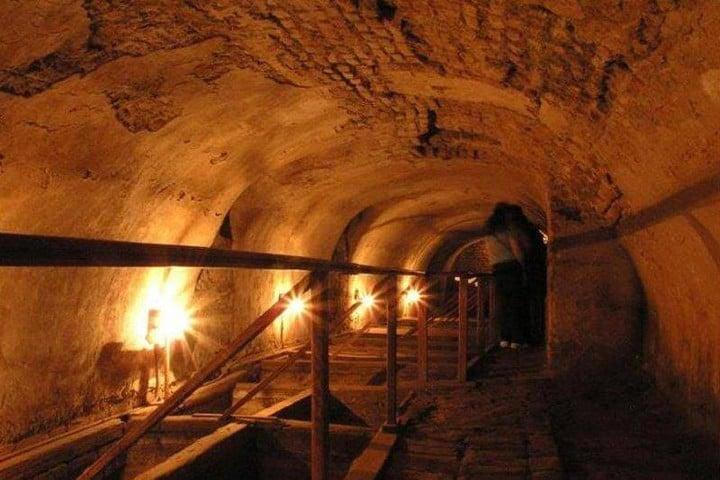 Catacumbas: foto: Webviajes.com