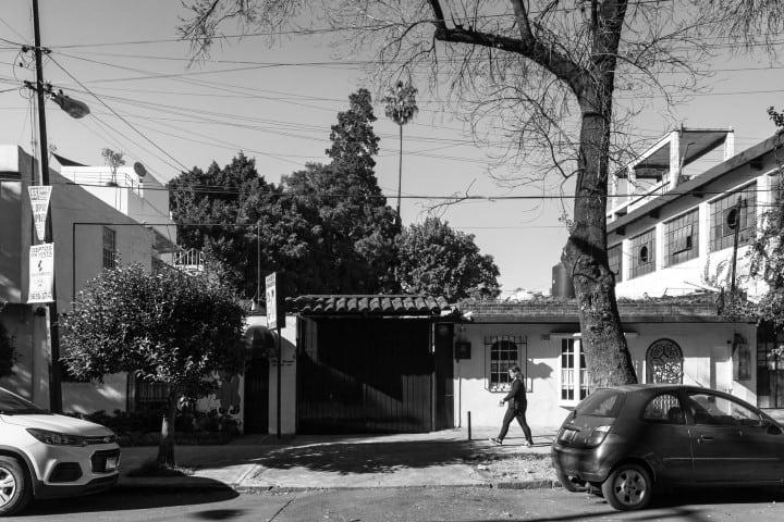 Kínder Condesa Foto: Plataforma Arquitectura