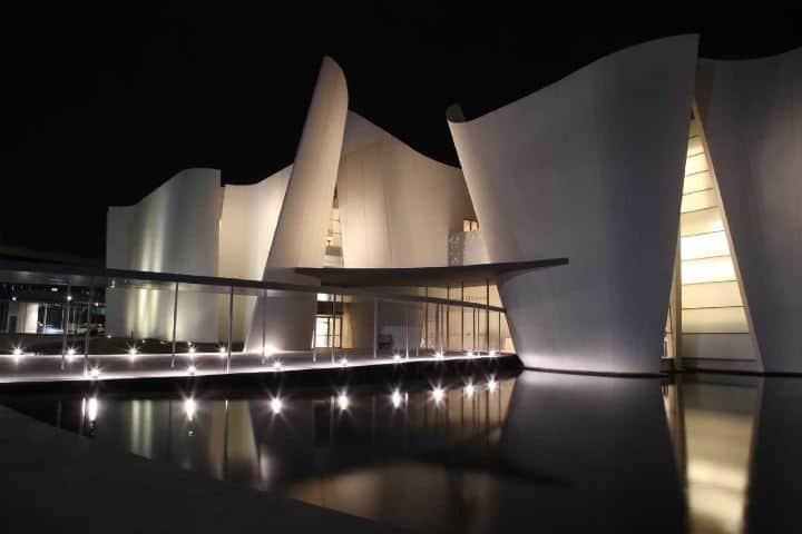 Museo Internacional Barroco en Puebla Foto: mexicoescultura