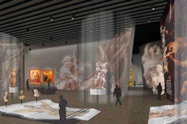 Museo Internacional Barroco Foto: mxcity