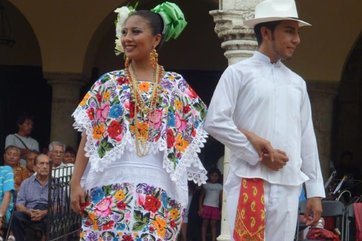 Danzantes La Jarana de Yucatán Foto | mexicolindoyquerido.com.mx
