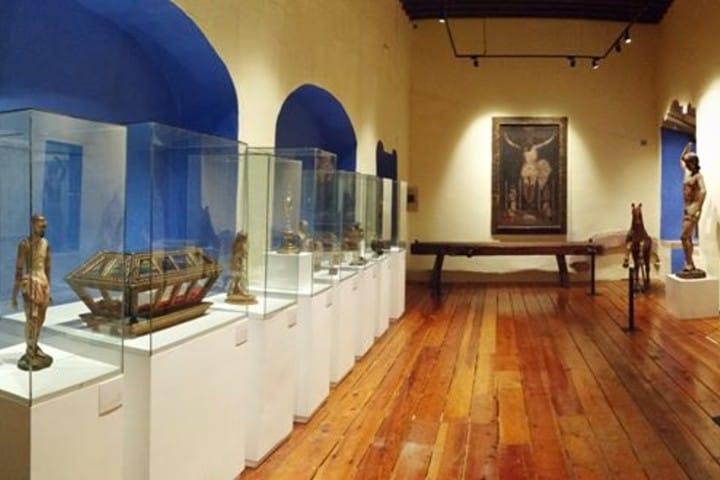Pasillo. Foto: Museo Pedro Coronel