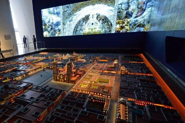 Sala Museo Internacional Barroco Foto: Archivo