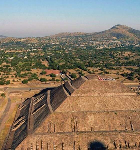 Teotihuacán Foto: México Desconocido