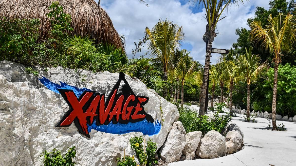 Parque Xavage Foto: Bitácoras errantes