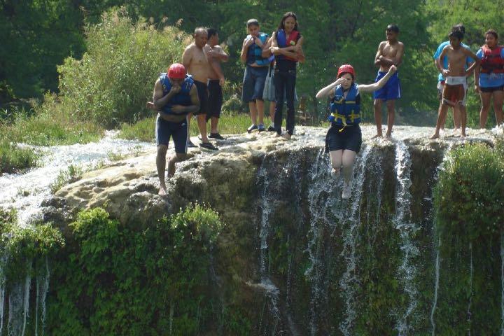 ¡Salta a la aventura! Foto: Diana Eloísa