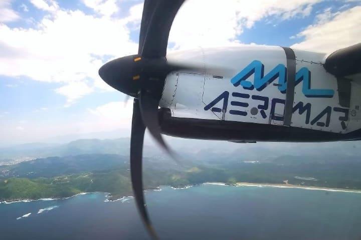 ¿Cuantas veces no has querido recorrer cada rincón de México? Foto Aeromar | Facebook