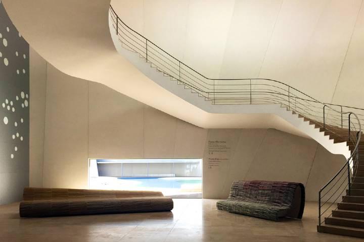 Museo interactivo Foto: Revista Código | Arte, Arquitectura, Diseño, Cine