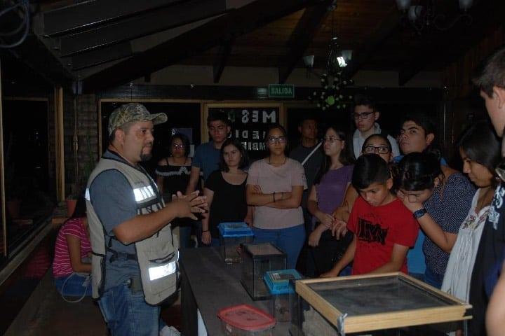 Presta atención a las exposiciones ¡Seguro hay mucho que aprender! Foto: Parque Ecológico de Sonora | Facebook