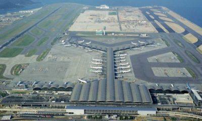 Aeropuerto de Hong Kong. Foto: Mos Ingenieros.