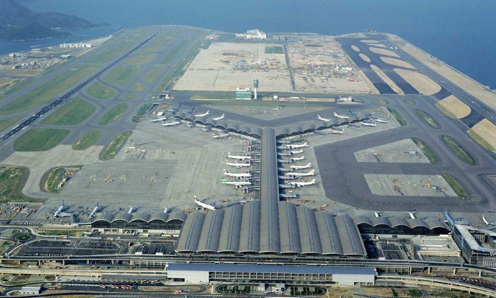 Aeropuerto de Hong Kong. Foto_ Mos Ingenieros.