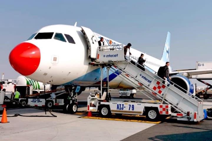 Ahora será más fácil viajar por Mexico con la alianza de Interjet y Aeromar Foto Interjet | Facebook