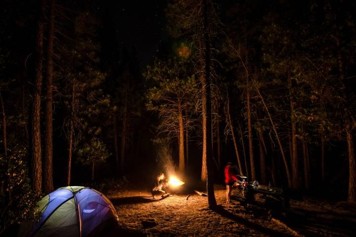 Área de Camping Foto: Zacatlán Adventure