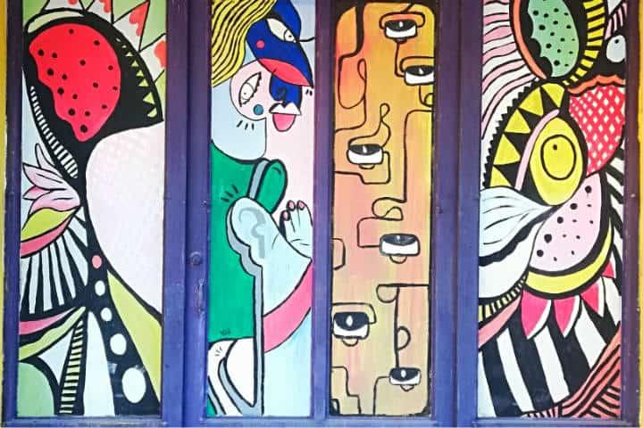 Arte y niños en Navojoa – Foto Luis Juárez J.