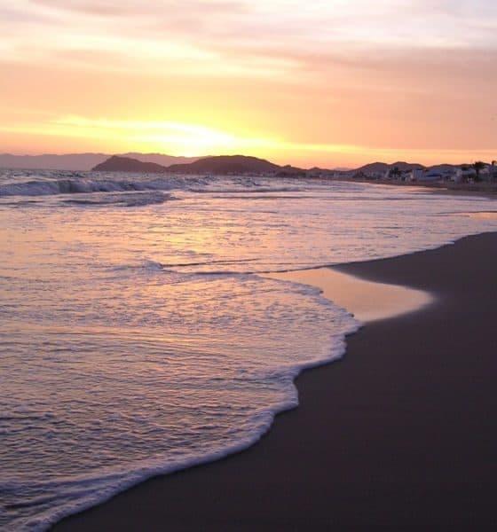 Bahía de Kino Sonora Foto: pmoroni