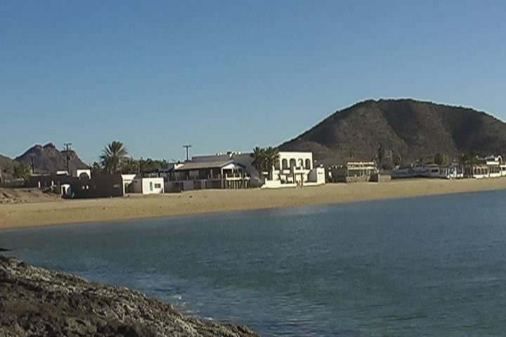 Bahía de Kino en Sonora