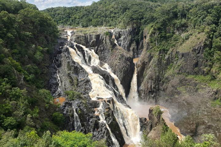 Barron Falls Foto: Beat my Path