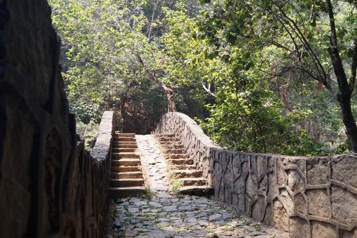 Caminata por la Cascada de Tzaráracua. Foto: Uruapan – Gobierno Municipal
