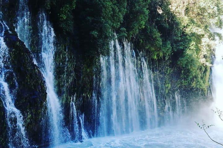 Cascada de Tzaráracua. Foto: veroarico07 | Instagram