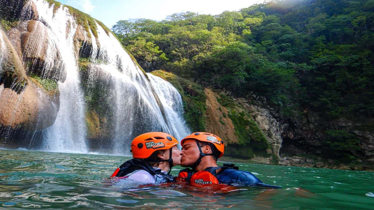 Cascada de Micos Foto: Ruta Huasteca