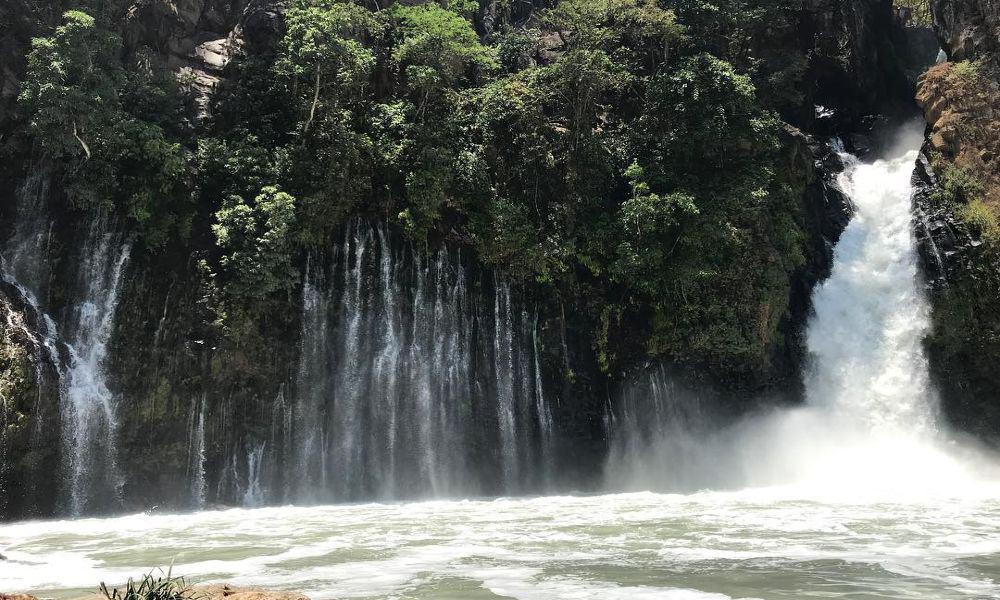 Cascada de Tzaráracua. Foto: victorhdezalva | Instagram