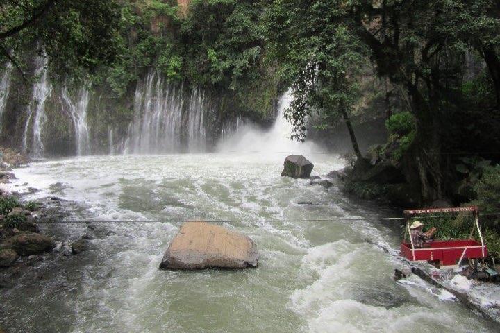 Cascada de Tzaráracua. Foto: Archivo