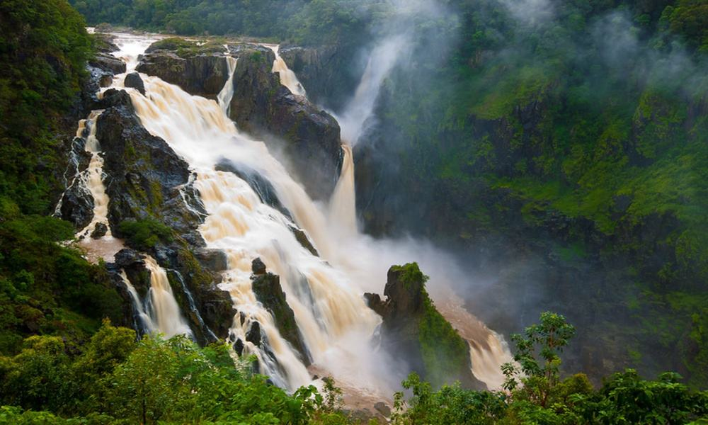 Cascada Barron Falls Foto: Phil Long