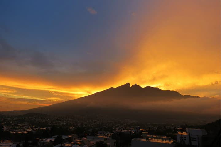 Lugares altos en México 3