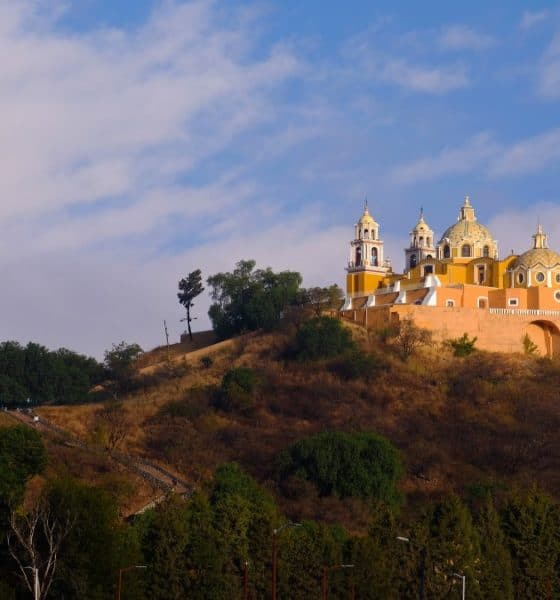 Cholula, Puebla Foto: Ping & Wenji