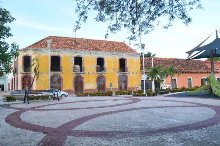 Ciudad del Carmen no sólo es playa, es historia y es conocimiento Foto Miroshlava Jiménez