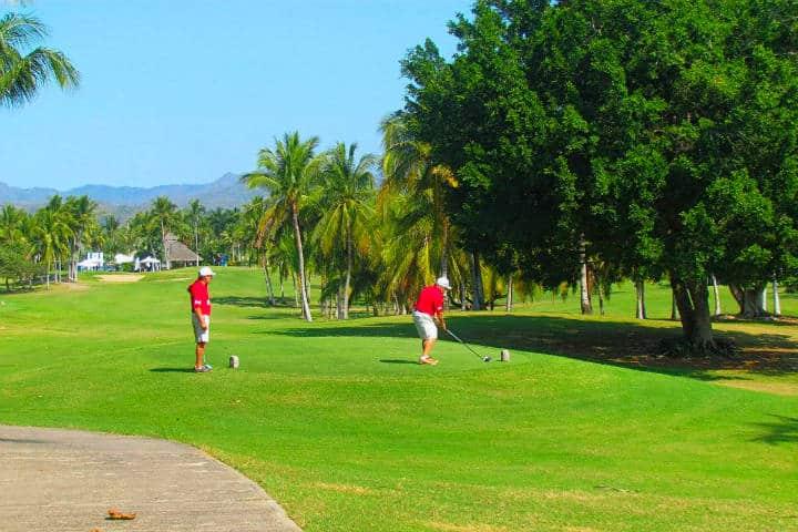 Club de Golf Flamingos - Foto PV & RN