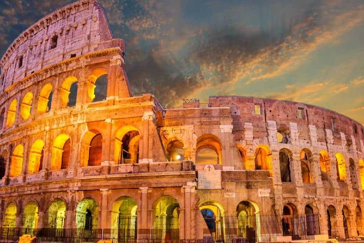 Curiosidades del Coliseo Romano. Foto: Tu experiencia.