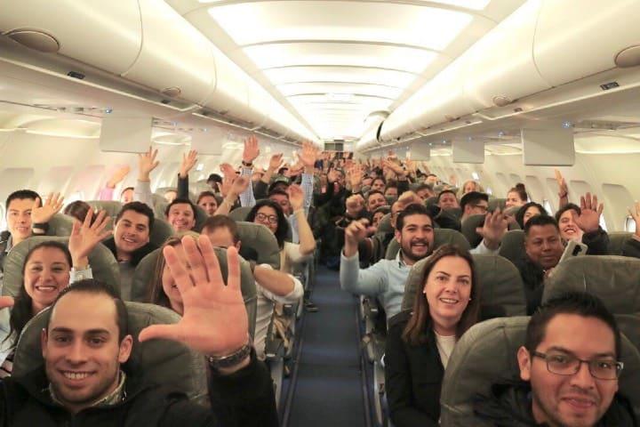 Con la alianza de Interjet y Aeromar pronto estaremos de viaje disfrutando de México Foto Interjet | Facebook
