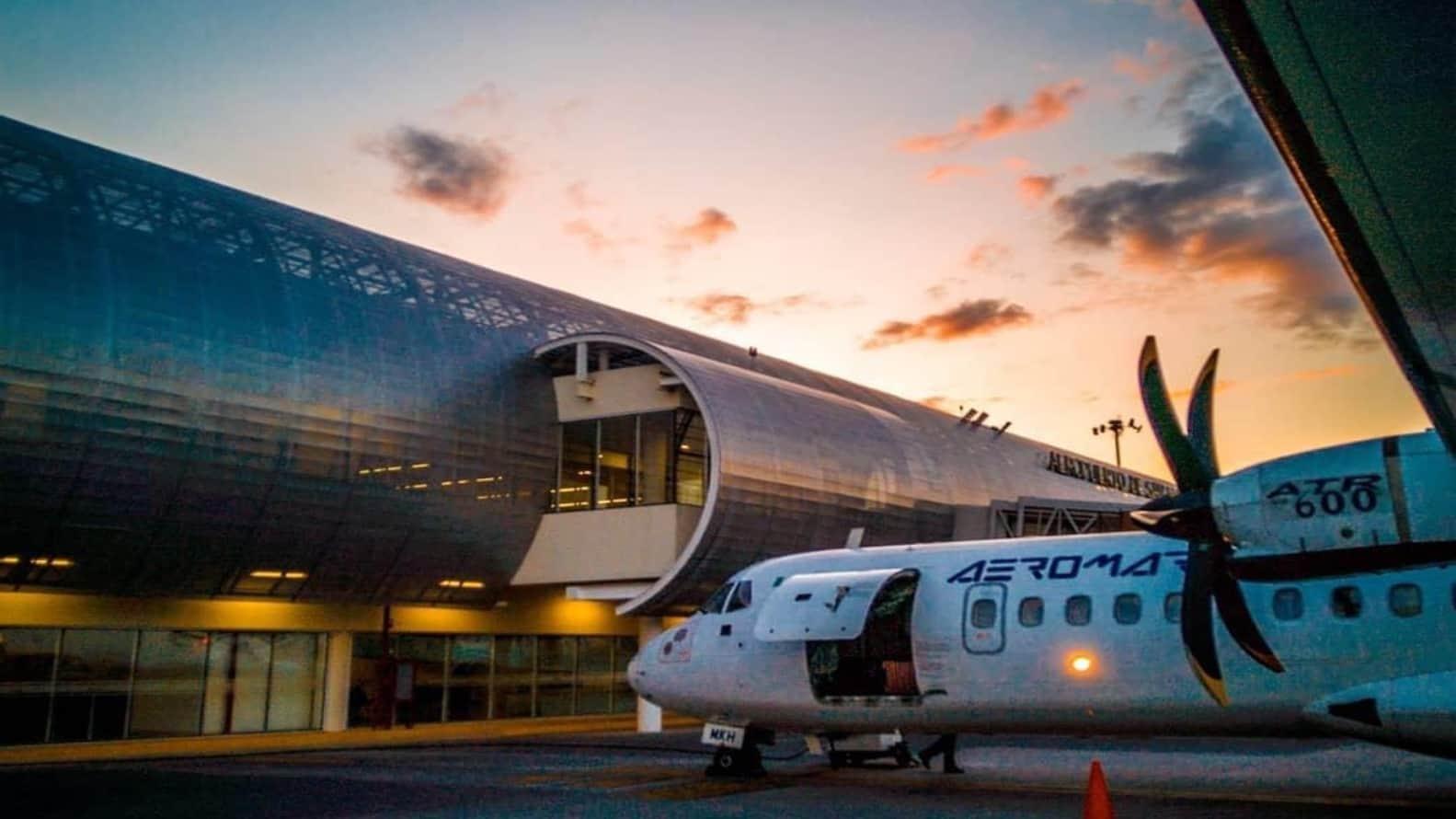 Conoce la alianza de Interjet y Aeromar Foto Aeromar | Facebook