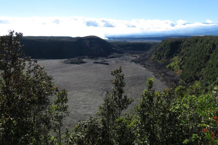 Pasarás una gran aventura por el Parque Nacional de los Volcanes Foto pfly