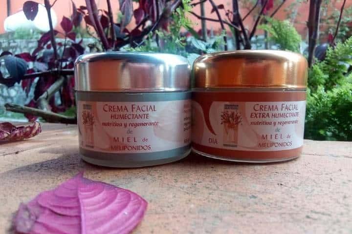Cremas faciales de miel Foto Hotel Taselotzin | Facebook