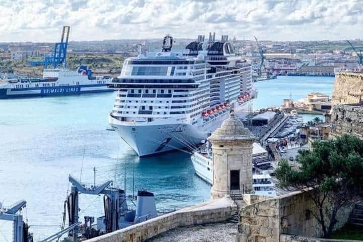 Ve a visitar Italia mientras te relajas en este crucero tan impresionante. Foto: Archivo
