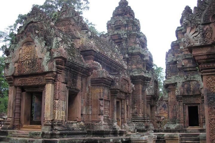 Curiosidades de Angkor Wat Foto: Carmen Costa